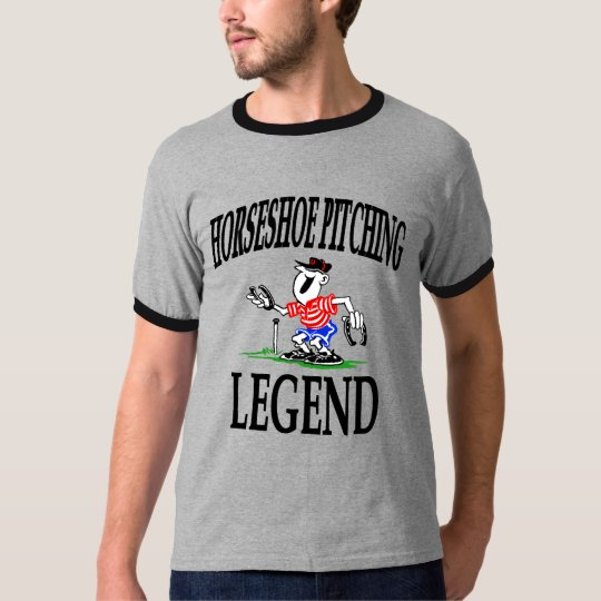 Ringers HorseShoes Legend Tee