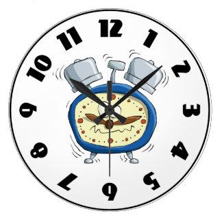 Ringing Alarm Clock Clock