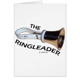 Ringleader Greeting Card
