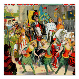 Ringling Bros: Joan of Arc
