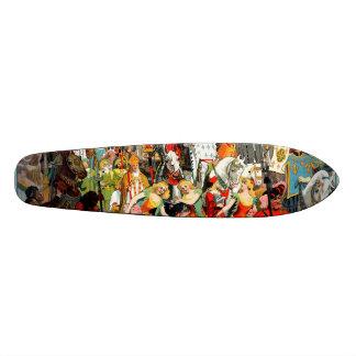 Ringling Bros: Joan of Arc 18.1 Cm Old School Skateboard Deck