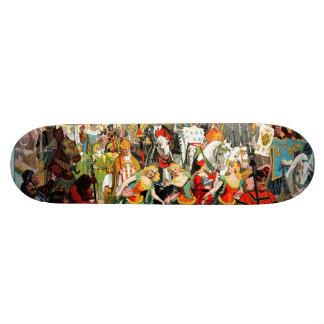 Ringling Bros: Joan of Arc 21.6 Cm Skateboard Deck
