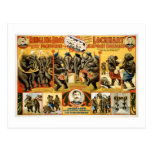 Ringling Bros Pachyderms 1899 Vintage Elephants Postcards