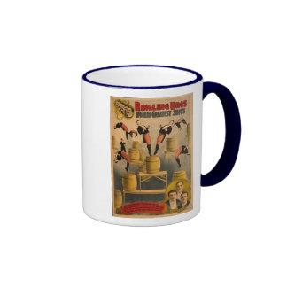 Ringling Bros Raschetta Bros Mug