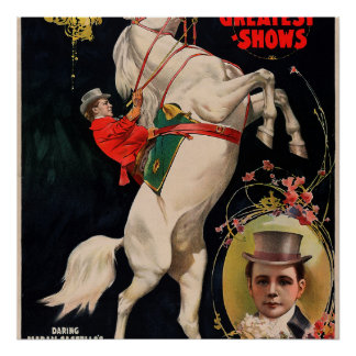 Ringling Bros. World's Greatest Shows Poster