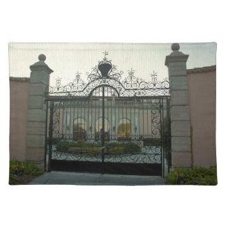 Ringling Gate Place Mat