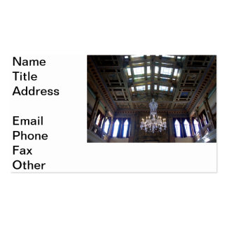 Ringling Mansion Standard Business Cards