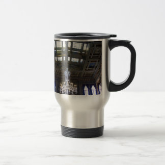 Ringling Mansion Stainless Steel Travel Mug