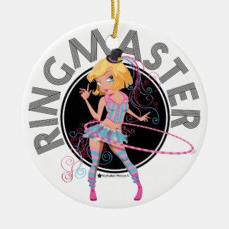 Ringmaster (Blonde) ornament