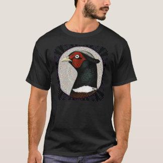 Ringneck Pheasant Circle T-Shirt