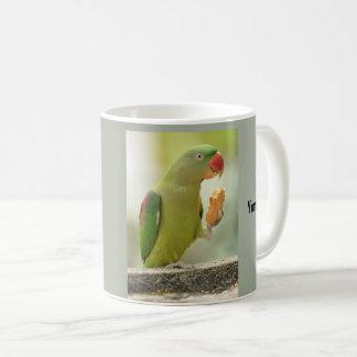 Ringneck Yummy Cookie and Coffee Mug
