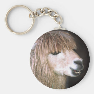 Ringo the Alpaca Keychain