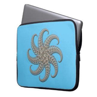 Ringpull Starfish Laptop Sleeve