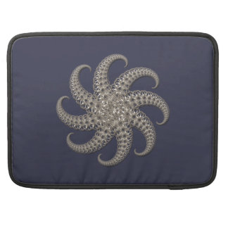 Ringpull Starfish Sleeve For MacBooks