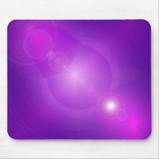 Rings and Lights Mousepad