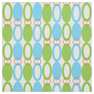Rings | Blue and Green Fabric