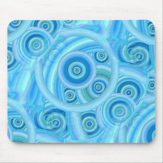 Rings Mouse Pad