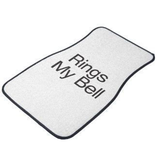 Rings My Bell Floor Mat