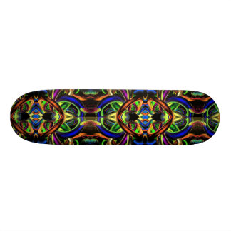 Rings of Illumination #2 Skateboard Decks