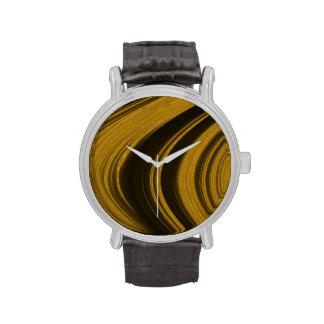Rings of Saturn Wristwatch