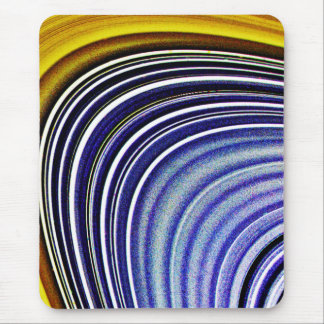 Rings of Saturn Mouse Pad