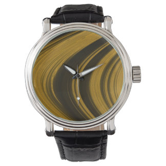 Rings of Saturn Wrist Watches