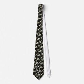 ringtail lemur tie