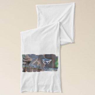 Ringtailed Lemurs Scarf