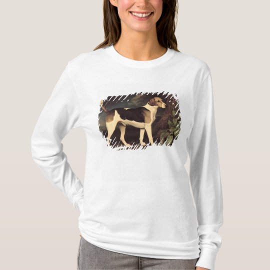 Ringwood, a Brocklesby Foxhound, 1792 T-Shirt