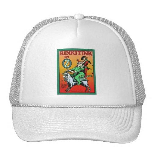 Rinkitink In Oz Mesh Hats