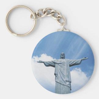 RIO BASIC ROUND BUTTON KEY RING