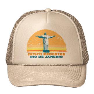 Rio - Corcovado - Jesus Christ the Redeemer Cap