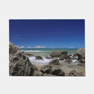 Rio Da Barra Beach | Trancoso, Bahia State, Doormat