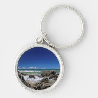 Rio Da Barra Beach | Trancoso, Bahia State, Key Ring