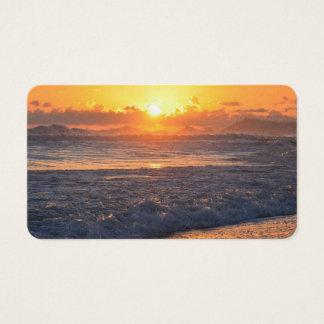 Rio de Janeiro beach Business Card