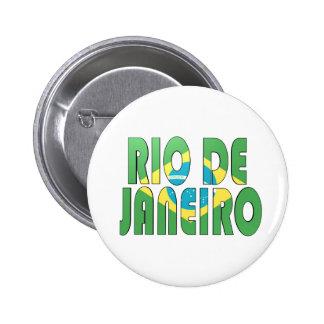 Rio de Janeiro, Brazil Pins
