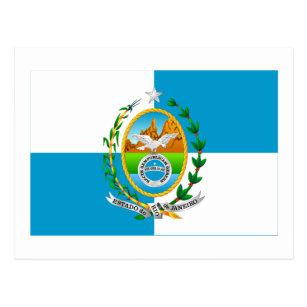 Rio De Janeiro Flag Gifts Gift Ideas Zazzle Uk