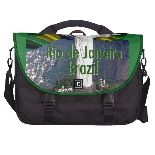 Rio de Janeiro Brazil Laptop Bag