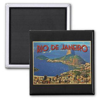 Rio de Janeiro Brazil Magnet