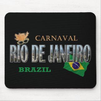 Rio de Janeiro Brazil Mouse Pad