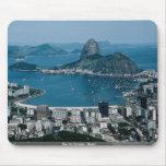 Rio de Janeiro, Brazil Mouse Pad