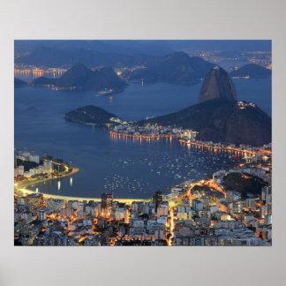 Rio de Janeiro Brazil Posters