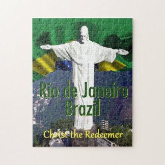Rio de Janeiro Brazil Jigsaw Puzzles