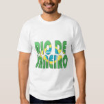 Rio de Janeiro, Brazil T-shirts