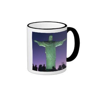 Rio de Janeiro Brazil the Christ Statue on Mugs