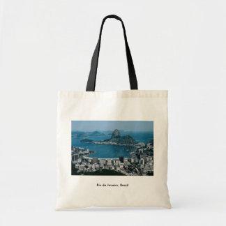 Rio de Janeiro, Brazil Tote Bag