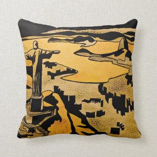 Rio de Janeiro Cushion