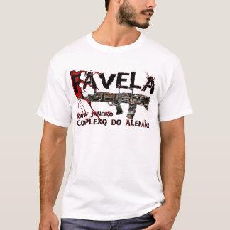Rio de Janeiro Favela (Slum/Shanty Town) T-Shirt