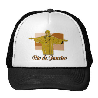 Rio de Janeiro Hats