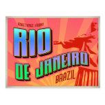 RIO de JANEIRO Post Card